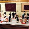 """Részlet a """"Csemadok felvidéki népviselete"""" című, és Balogh János rézgrafika-kiállításából, 2006"""