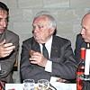 Dr. Mészáros Péter, dr. Gazdag László és Pelikán Imre társalog, 2005