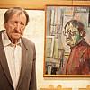 A művész és egy korai önarcképe